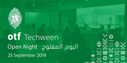 otf Techween - Open Night September 2019