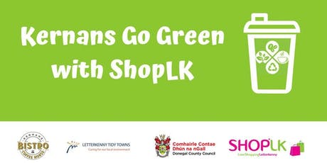 Kernans Go Green with ShopLK tickets