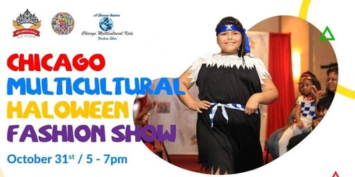 Chicago Multicultural Halloween Fashion Show