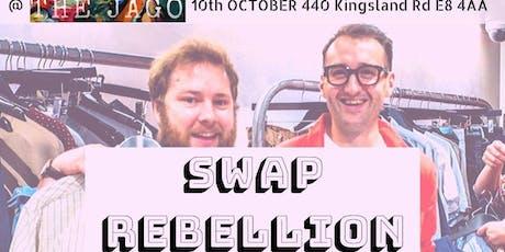 Swap Rebellion X Swapsy tickets