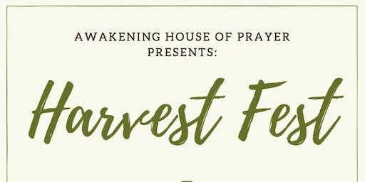 Harvest Festival at Awakening House of Prayer | Godly Alternative to Halloween