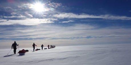 Robby Clemens - Zu Fuß vom Nordpol Richtung Südpol Tickets
