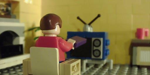 Lego Trickfilm Ferienworkshop–Sommerferien 1