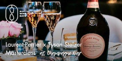 Sofitel Wine days - Laurent-Perrier x Tyson Stelzer Masterclass