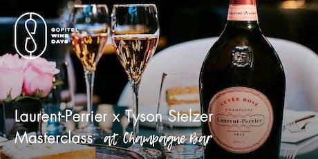 Sofitel Wine days - Laurent-Perrier x Tyson Stelzer Masterclass  tickets