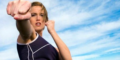 Free Women's Self-Defence Training