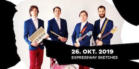 Jazzwoche Hannover: Expressway Sketches Tickets