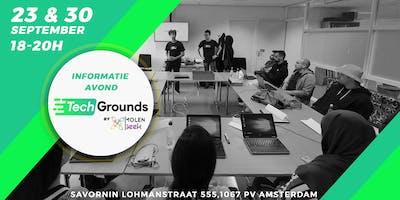 TechGrounds: informatie avond