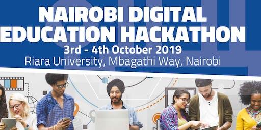 Digital Education Hackathon
