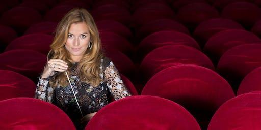 Inaugurazione JUMP 2019 -Dialogo con Beatrice Venezi