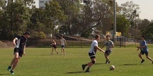 Soccer Kick-Around