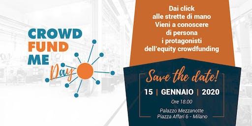 CrowdFundMe Day - Palazzo Mezzanotte