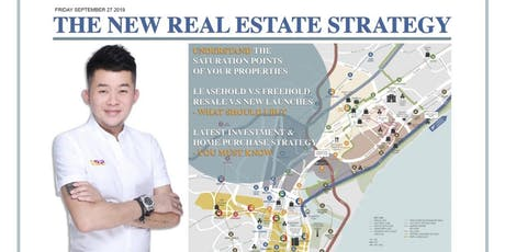 !!THE NEW REAL ESTATE STRATEGY!! tickets