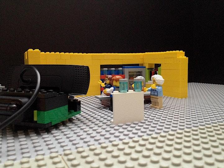 Lego Trickfilm Ferienworkshop–Sommerferien 2: Bild