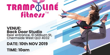 Trampoliné Fitness 60 Mins Master Class tickets