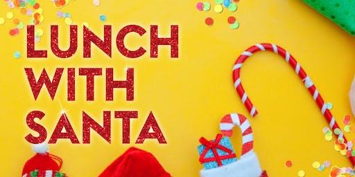 Santa Lunch