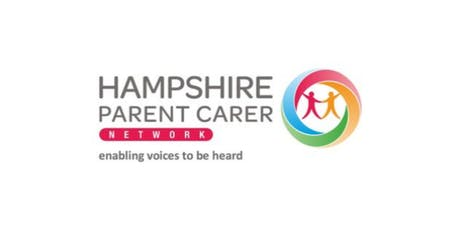 Hampshire Parent Carer Network AGM & Meet the CAMHS Team tickets