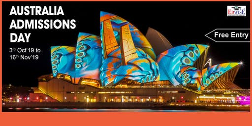 AUSTRALIA ADMISSIONS DAY IN COCHIN