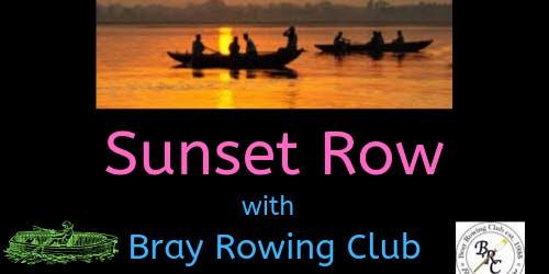 Sunset Row for #BeActiveNights