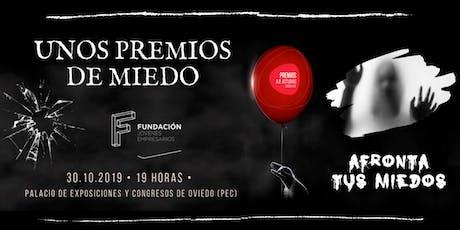 Premios AJE Asturias 2019 entradas