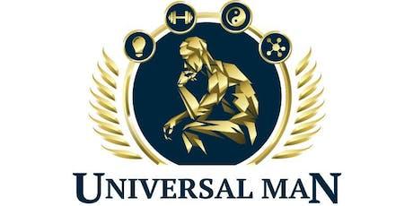 Universal Man - Legends Camp tickets