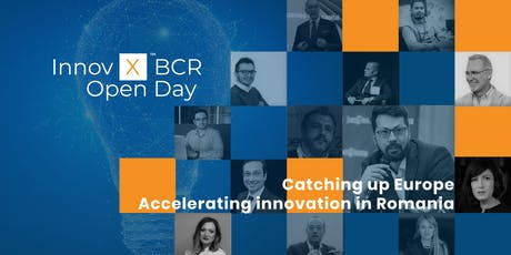 InnovX BCR Open Day tickets