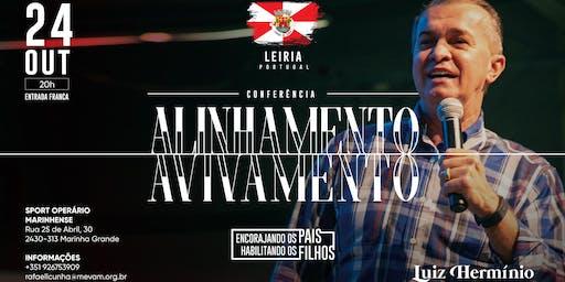 Conferência Alinhamento e Avivamento em Leiria