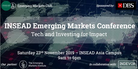 INSEAD Emerging Markets Conference tickets