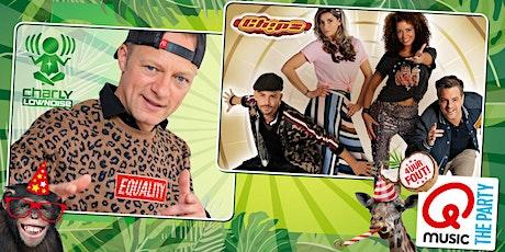 Qmusic the Party XL - 4uur FOUT! in Emmen (Drenthe) 14-03-2020 tickets