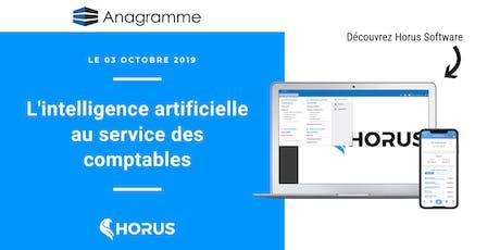 Présentation de HORUS Software billets