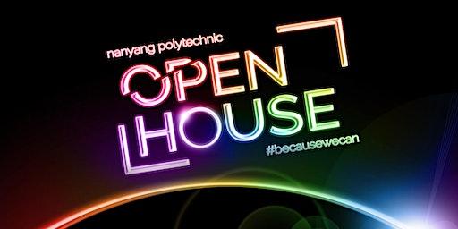 Nanyang Polytechic Open House 2020 (pre-registration)