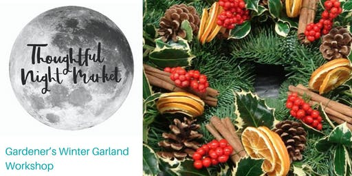 Gardener's Winter Garland Workshop