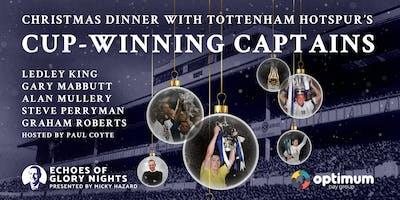 Christmas Dinner with Tottenham Hotspurs Cup-Winn
