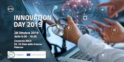 Innovation Day 2019 - Sviluppo di soluzioni innovative nel settore salute