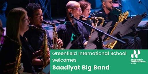 Saadiyat Big Band Concert at the Greenfield International School