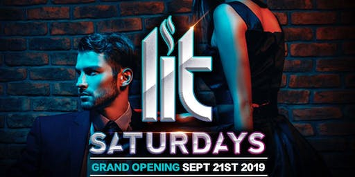 ALL NEW DESEO - LIT SATURDAYS - HIPHOP / TOP 40 / EDM / REGGAETON - NOW EVERY WEEK!