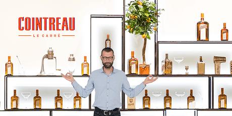 Masterclasse Cointreau L'Art du cocktail - Le Shaker billets