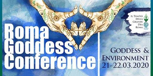 Roma Goddess Conference 2020