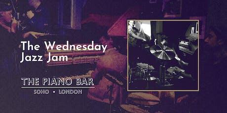The Wednesday Jazz Jam feat. Liam Stevens tickets