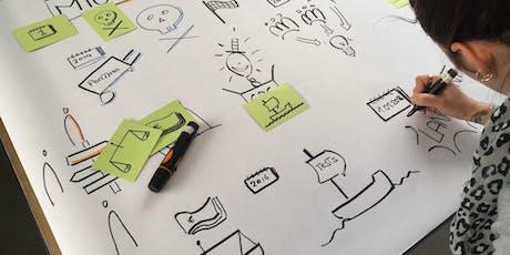 FORMATION - Facilitation Graphique  - Nantes JUILLET 2020 billets
