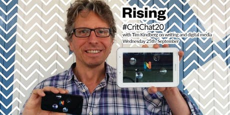 #CritChat Session 20 with Tim Kindberg @ The PM Studio tickets