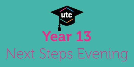 Year 13 Next Steps Evening tickets