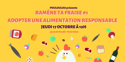 Adopter une alimentation responsable