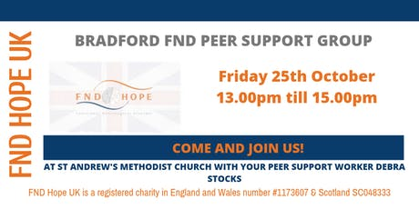 Bradford FND Peer Support Group tickets