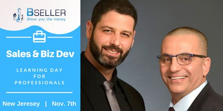 Sales & Business Development Learning day for Professionals tickets