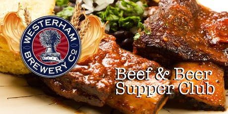 BR6 Beer and Beef Supper Club tickets