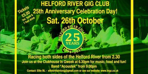 HRGC 25th Anniversary