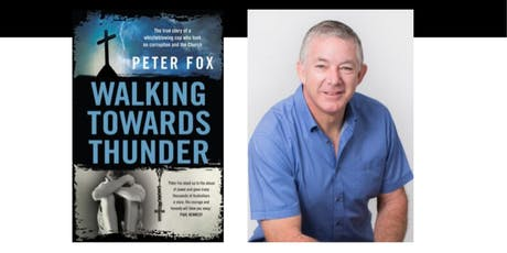 Author Talk: Peter Fox - Walking Towards Thunder tickets