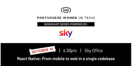 React Native [PWIT Workshop Series powered by: SKY]