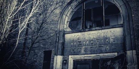 Abandoned Yorktown Hospital Overnight Ghost Hunt TX - Fri Nov 29 tickets